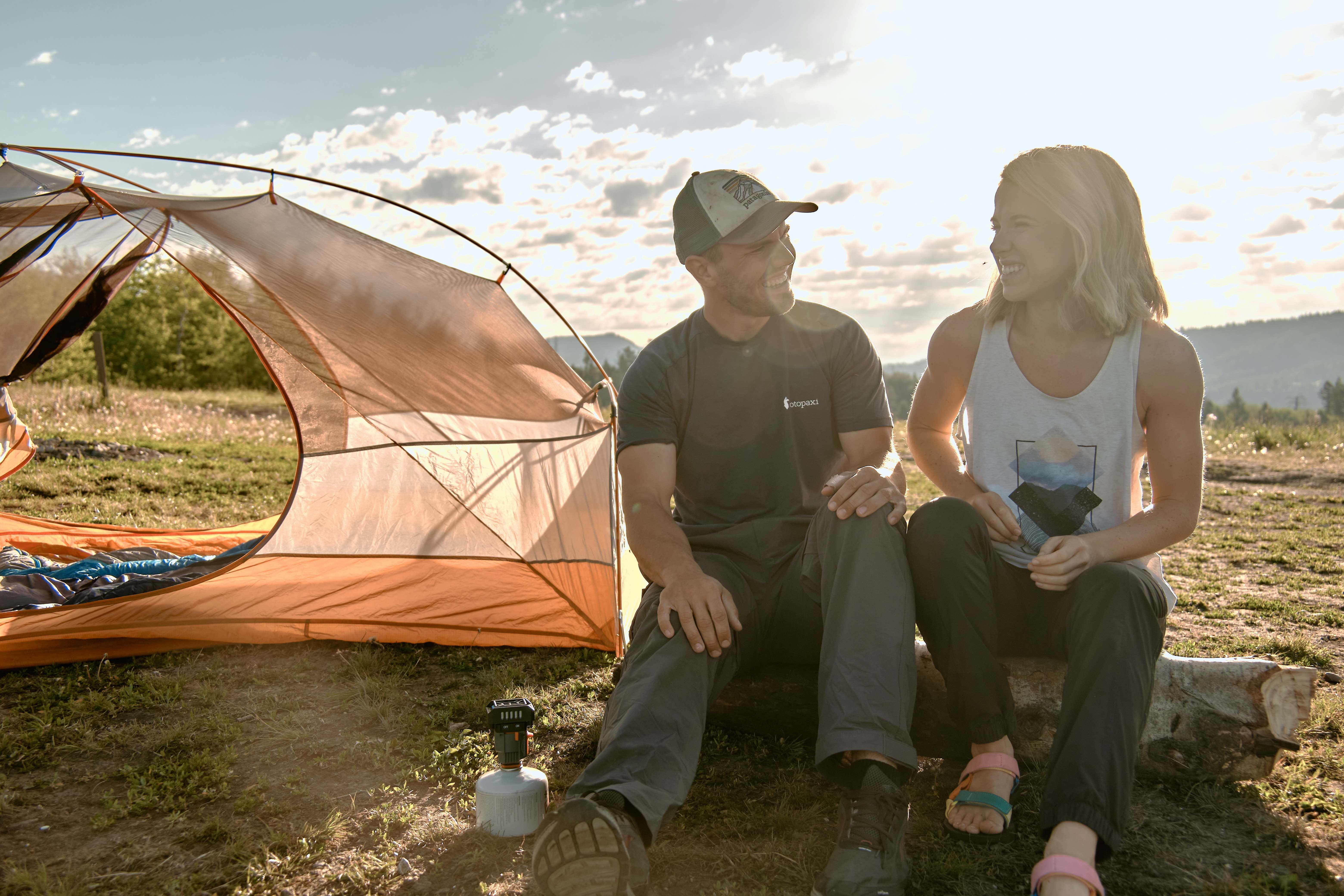 Camping Backpacker MR-BP