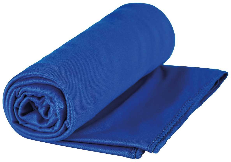 POCKET TOWEL L - blau 561631