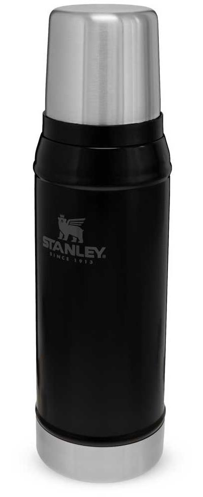 Classic Vacuum Bottle 750 ml - Matte Black