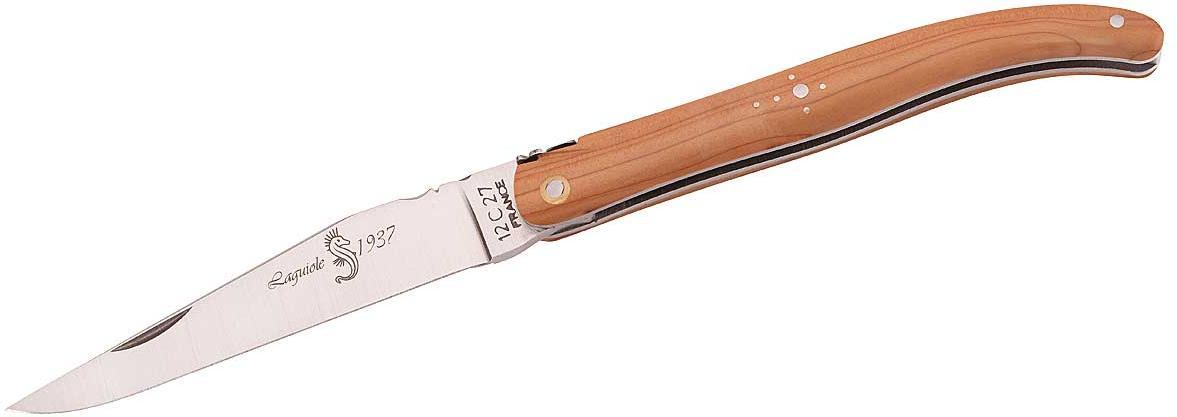 Taschenmesser Efeu 173011 Braun