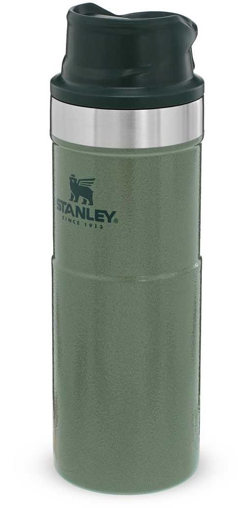 Classic Trigger Action Travel Mug 473 ml - Hammertone Green