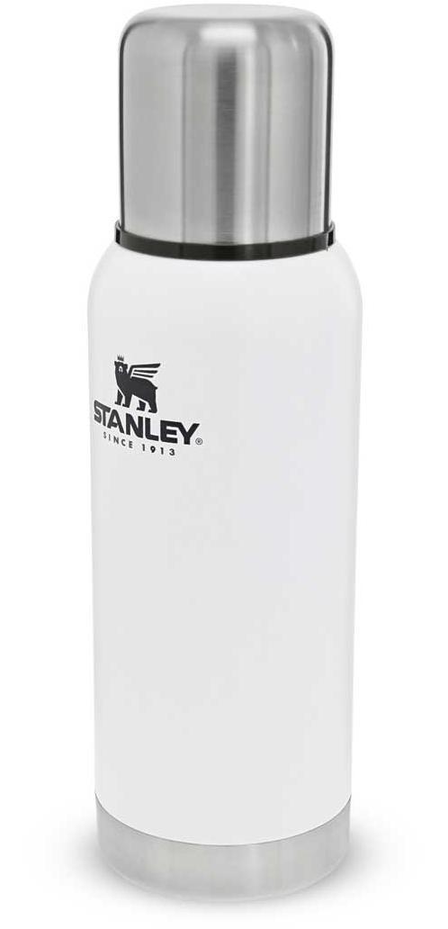 Adventure Stainless Steel Vacuum Bottle 739 ml - Polar White