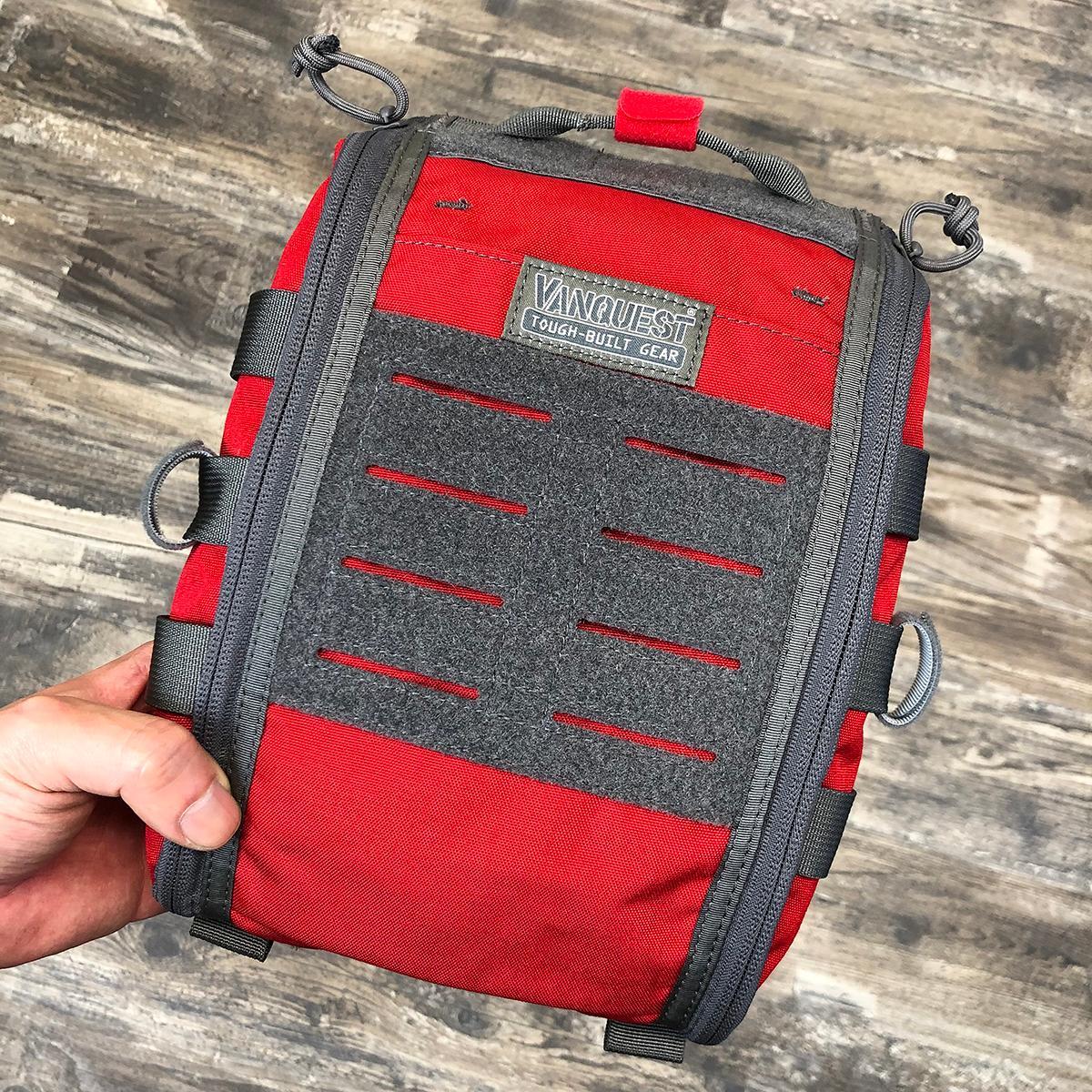 Fatpack 7X10 (Gen-2) First Aid Trauma Pack - Rot