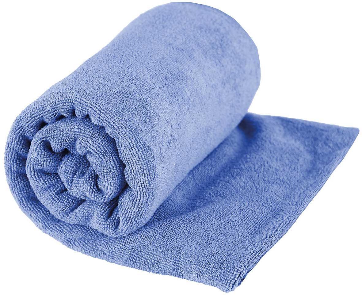 TEK TOWEL M - pacific-blau