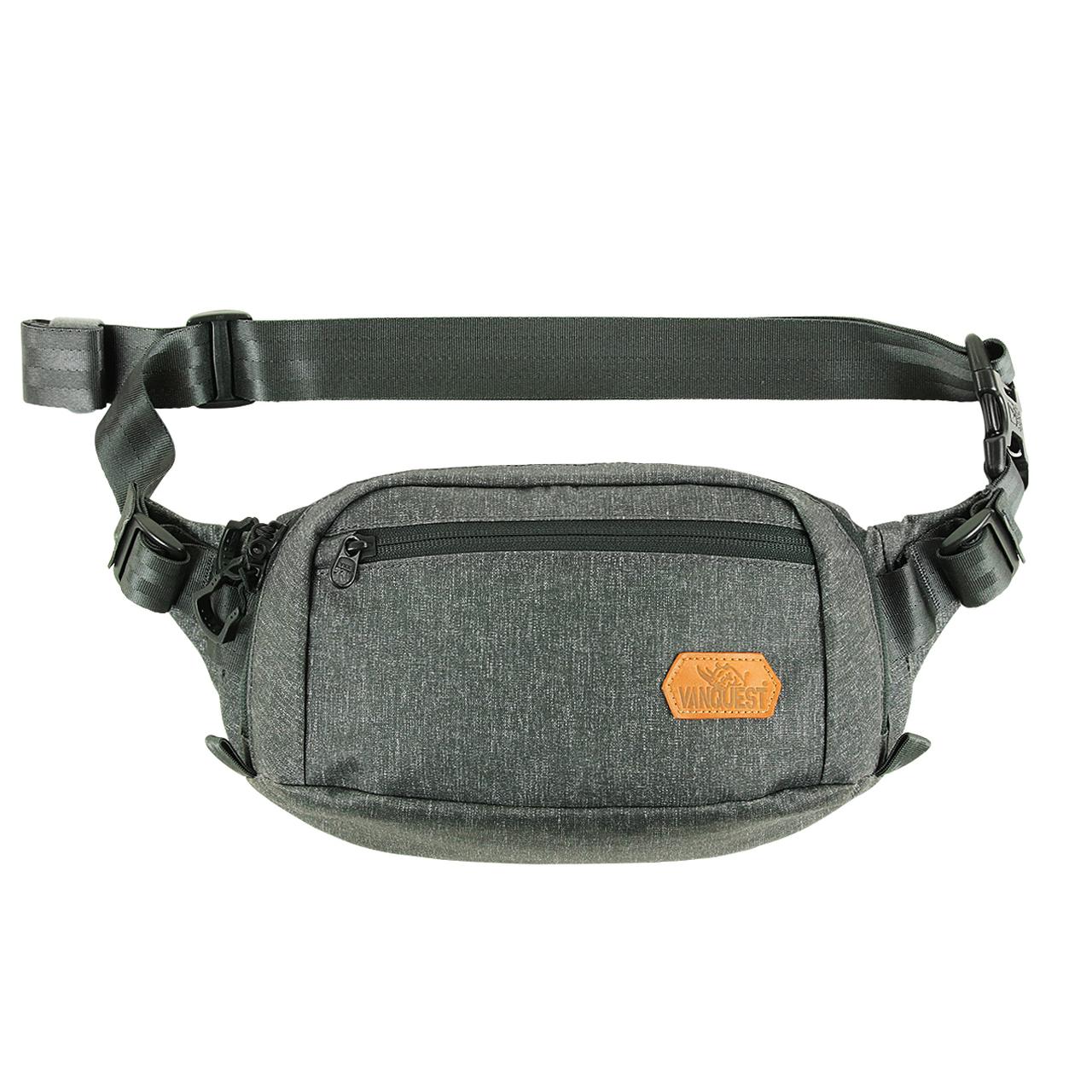 DENDRITE-LARGE Waist Pack - Schattengrau