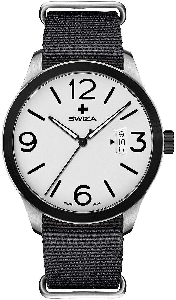 Armbanduhr MAGNUS - Black