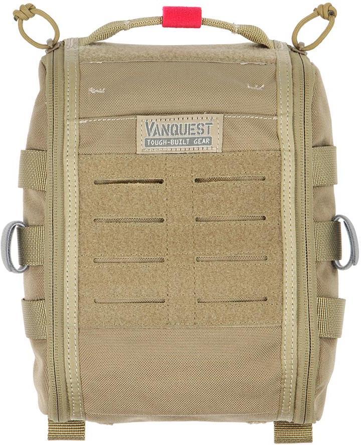 FATPack 7x10 (Gen-2) First Aid Trauma Pack - coyote tan