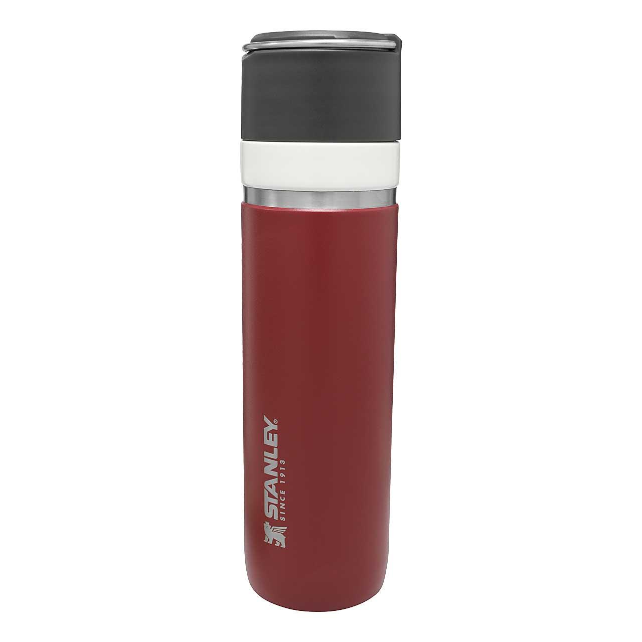 Go Series Vacuum Bottle Ceramivac 700 ml - Cranberry