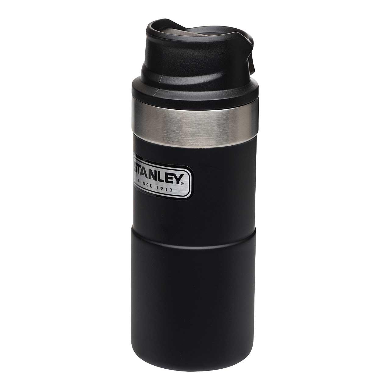 Classic Trigger Action Travel Mug 354 ml - Matte Black