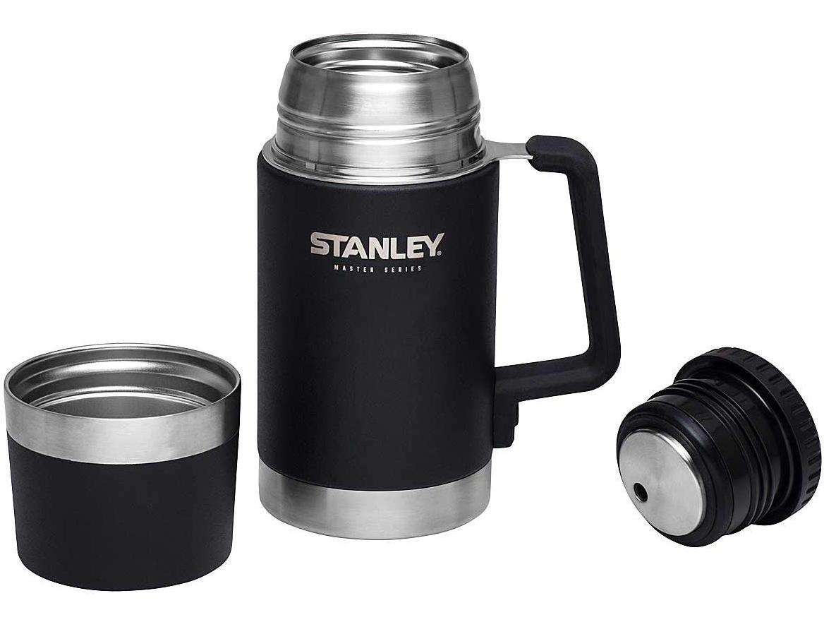 Master Vacuum Food Jar 709 ml - Foundry Black