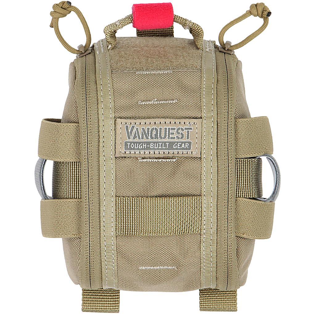 Fatpack 4X6 (Gen-2) First Aid Trauma Pack - Coyote Tan