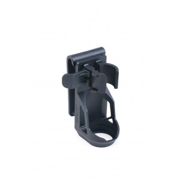 Taschenlampenholster V5, 360 drehbar