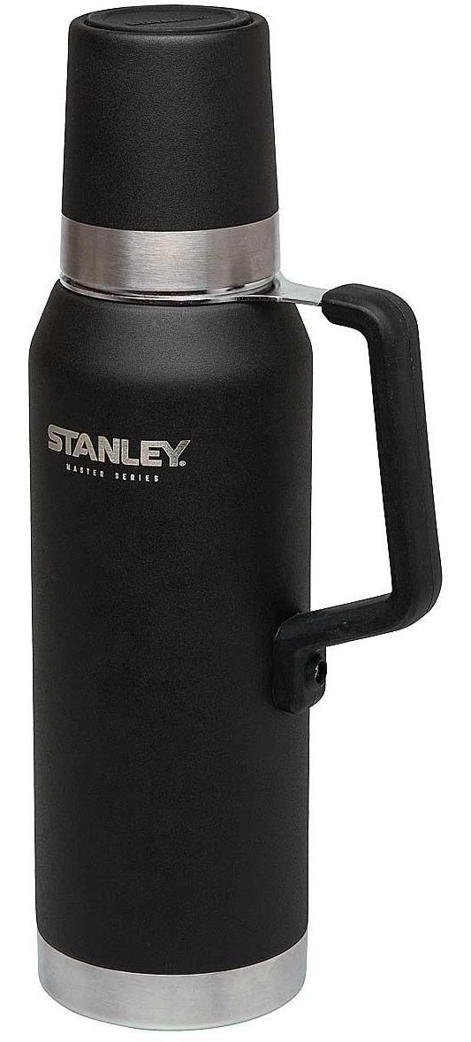 Master Unbreakable Thermal Bottle 1,3 l - Foundry Black