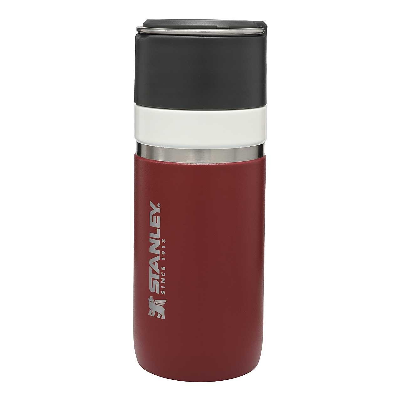 Go Series Vacuum Bottle Ceramivac 473 ml - Cranberry