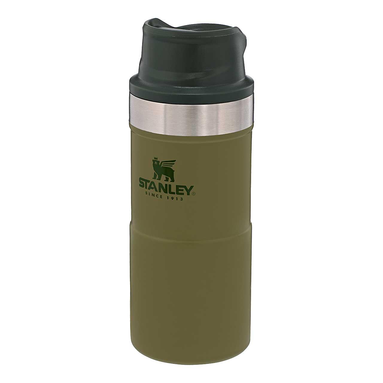 Classic Trigger Action Travel Mug 354 ml - Olive Drab