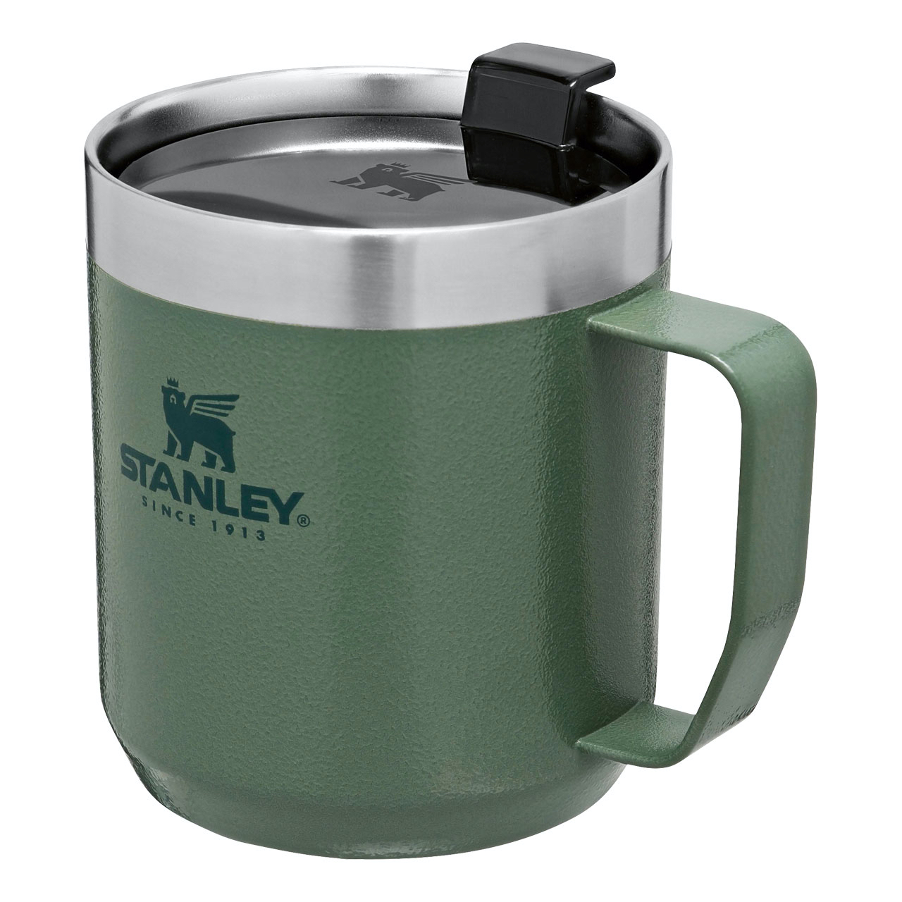 Classic Legendary Camp Mug 354 ml - Hammertone Green