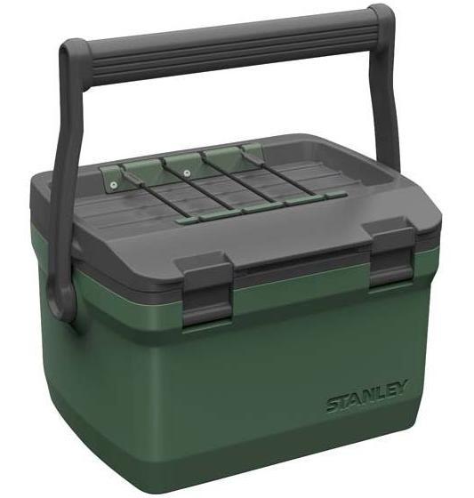 Adventure Outdoor Cooler 6,6 Liter - Green